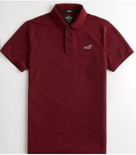 Stretch Slim Fit Polo