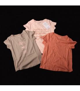 pack de 3 tee-shirt filles...