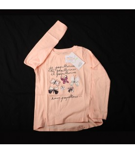 pull corail fille 5 ans...
