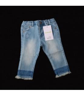 jeans bleu ciel fille de 6...