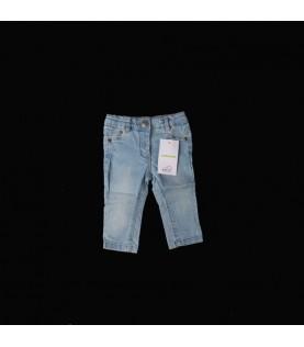Jeans legging bleu ciel...