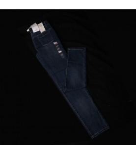 Pantalon jean bleu slim...