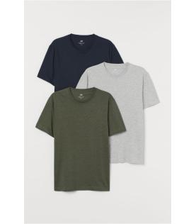 3-pack T-shirts Regular Fit...
